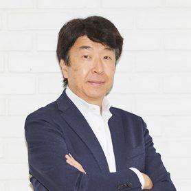 代表取締役 CCO 三枝 孝臣